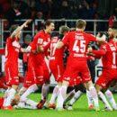 Российский футбольный сезон стартовал с побед «Спартака», ЦСКА и «Зенита»