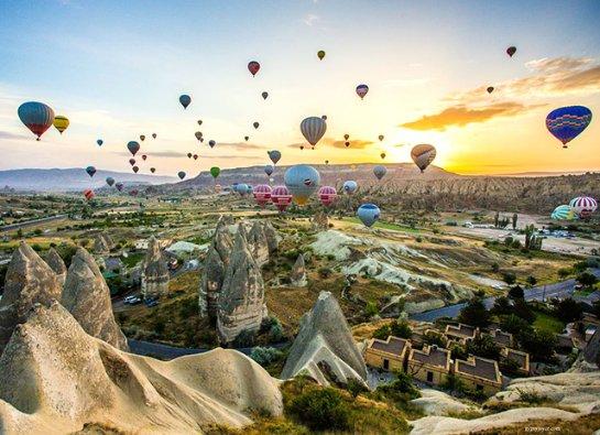 Необычная Турция: 5 мест, которые откроют эту страну с другой стороны